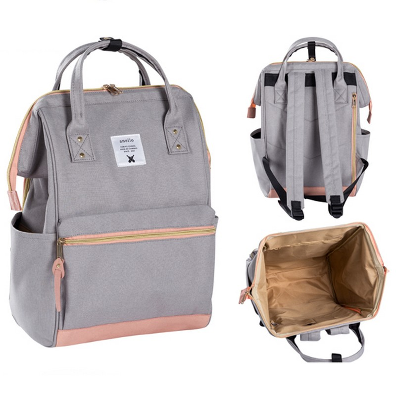 Japan brand Waterproof School Backpacks For Teenage girls boys Desig Anti theft Laptop Backpack Students Mochila(China)