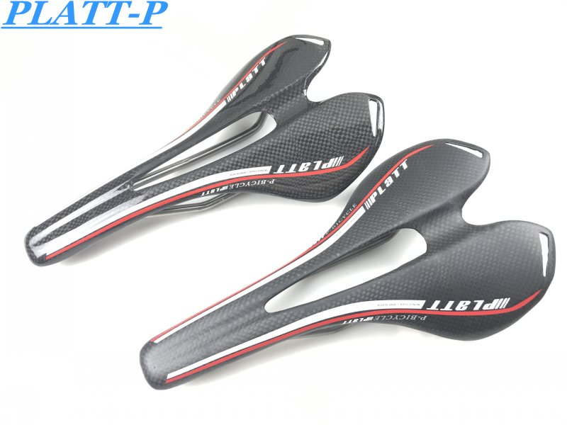 2017 Titanium Bow Full Carbon Road Road Bike MTB Bike Saddle Front Seat Carbon Saddle 3k Carbon Mat newest raceface next sl road bike ud full carbon fibre saddle spider web mountain bicycle front seat mat mtb parts free shipping
