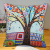 Fashion Money Tree Abstract Series Car Pillow Core Ofhead Large Cushion Sofa Lumbar Support Set