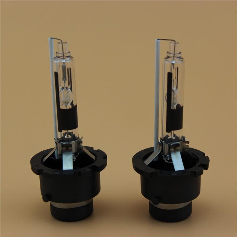 Autós stílusú D4R HID Xenon izzólámpa fém tartóval. - Autó világítás - Fénykép 2