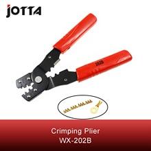 цена на WX-202B mini crimping plier for non-insulated terminals