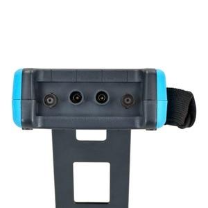 Image 5 - جهاز رسم ذبذبات 2in1 مع 2 قناة مع نطاق شاشة ملونة مقياس رقمي متعدد DMM مقياس EM1230 all sun