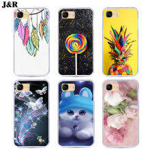 J&R Cartoon Animals Phone Case For ASUS Zenfone Pegasus 3s Max ZC521TL X00GD 5.2'' Silicone Soft TPU Back Cover Cute Animal(China)