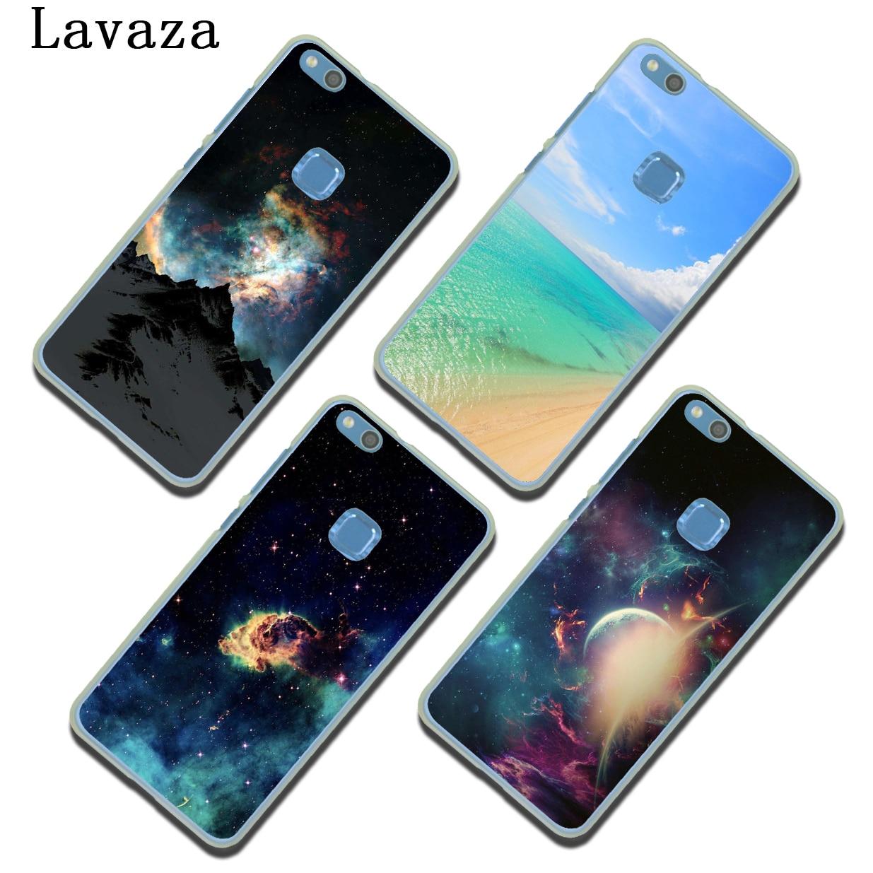 Lavaza Ocean Water Sky Universe Planet Street Case for Huawei Y6 Y3 Y5 II Y7 2017 Nova 2 Plus 2S 2i Honor 9 8 Lite 7 6 6A 7X 6X
