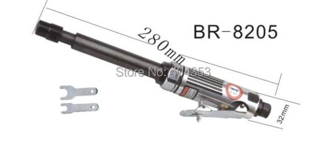 Deep Hole Air Polishing Machine Long Barrel Air Grinding Pen Hole Mold Grinding Machine Lengthened Pneumatic Engraving Pen