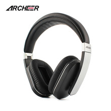 Original Archeer AH07 Bluetooth Headphone Wireless Stereo Foldable Headphone With Mic Soft Ear Cups Adjustable Headset