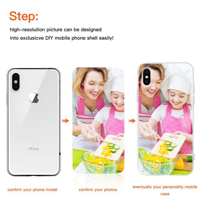 Customized Soft Phone Case