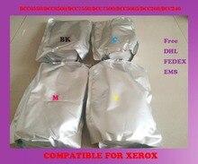 Free shipping refill color toner powder compatible for xerox dcc6550/dcc6500/dcc7550/dcc7500/dcc5065/dcc260/dcc240 high quality