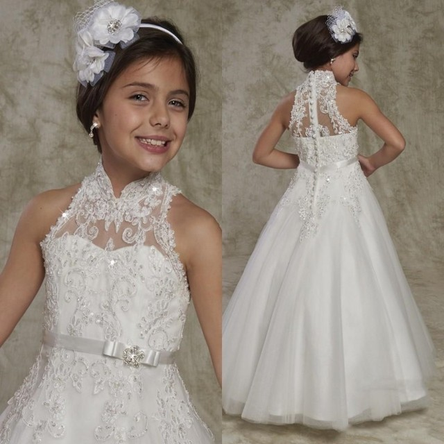 Vestidos primera comunion elegantes