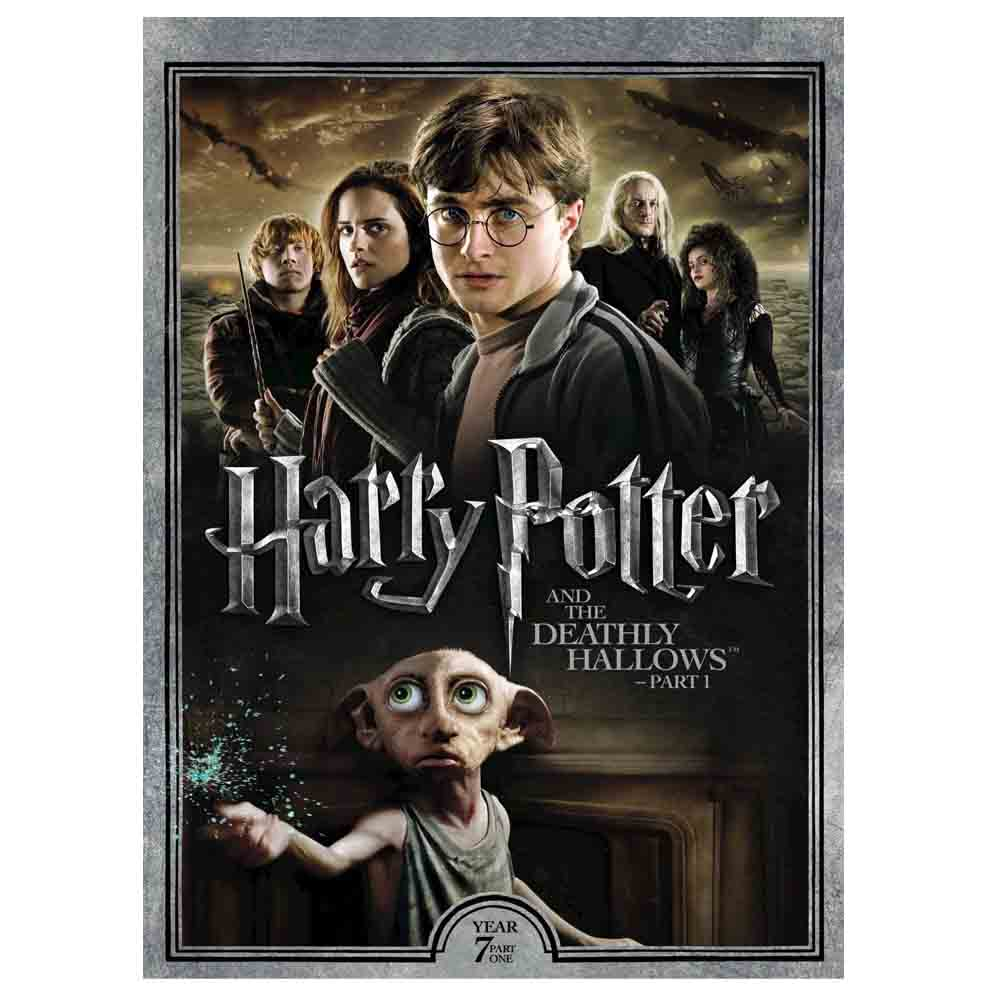 Harry Potter Movie Art Silk Poster 13x24inch 001