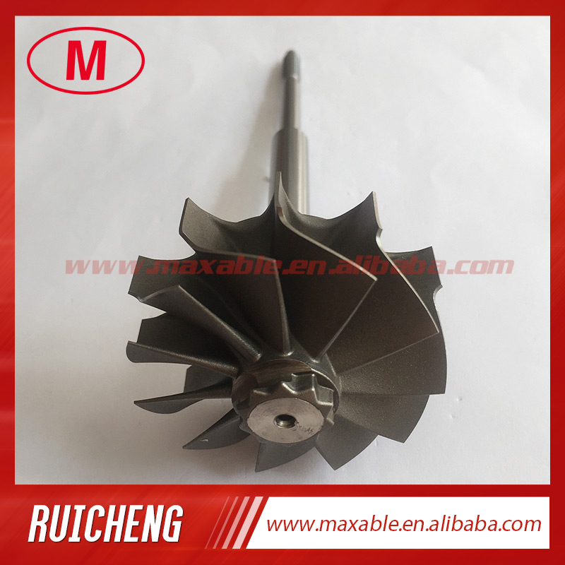 Турбинное колесо и вал CT16V 17201-OL040 17201-0L040 17201-30110/Турбокомпрессор Landcruiser