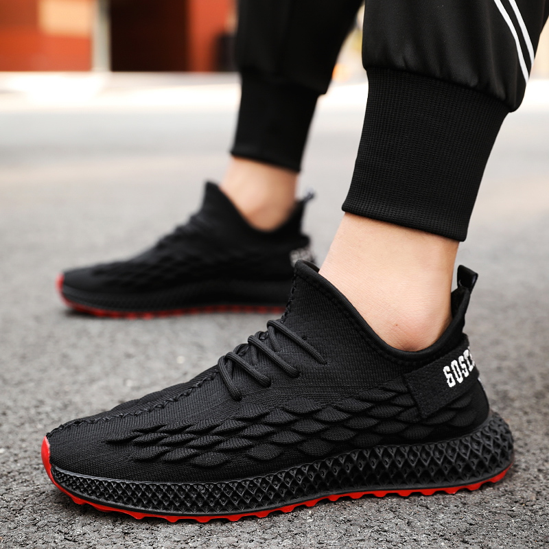 Summer Mesh Shoes Men Casual Shoes