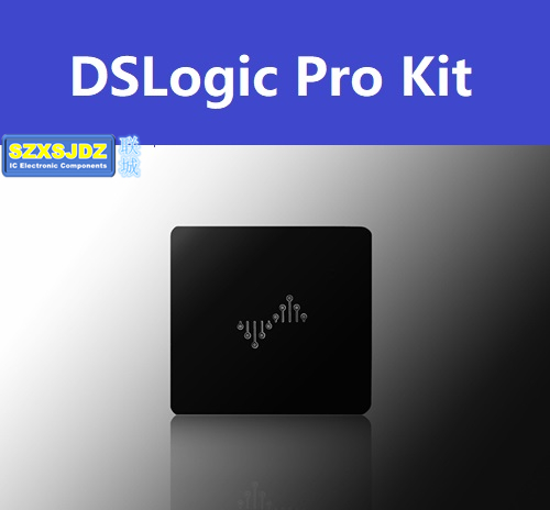 2017 Newest DSLogic logic analyzer 16 channels 400M sampling USB based debug logic analyzer