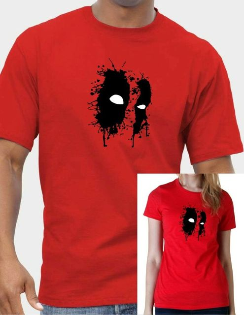 Funny Yellow Red Men Women TShirt DEAD POOL MASK REVERSE FLASH DESTINY TRIALS Of OSIRIS GAMER MINION MOVIE POKEMON PIKACHU Shirt