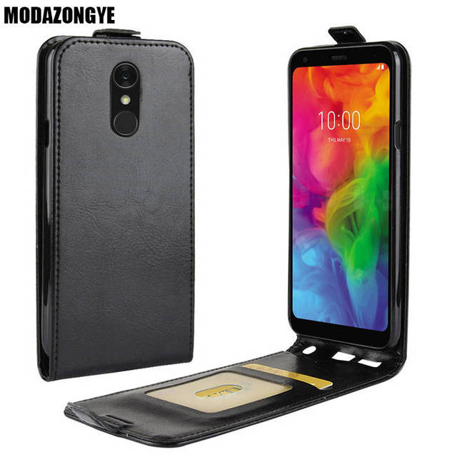 outlet store b0090 14eaf US $3.78 10% OFF|For LG Q7 Case LG Q7a LG Q7+ Q7 Plus Case Cover 5.5 PU  Leather Back Cover Phone Case For LG Q7 Alpha Q7a Q 7 a Case Flip-in Flip  ...