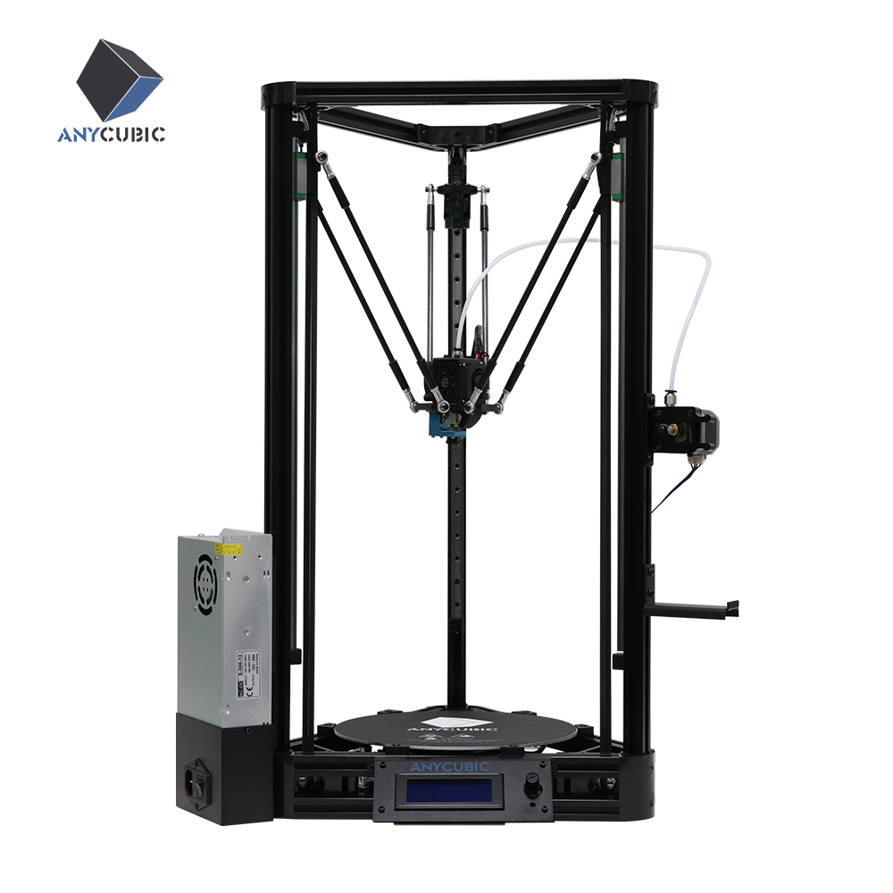 ANYCUBIC Koeesl 3d Printer Auto Leveling Module Linear Guide Automatic Leveling Platform Plus Size impresora 3D