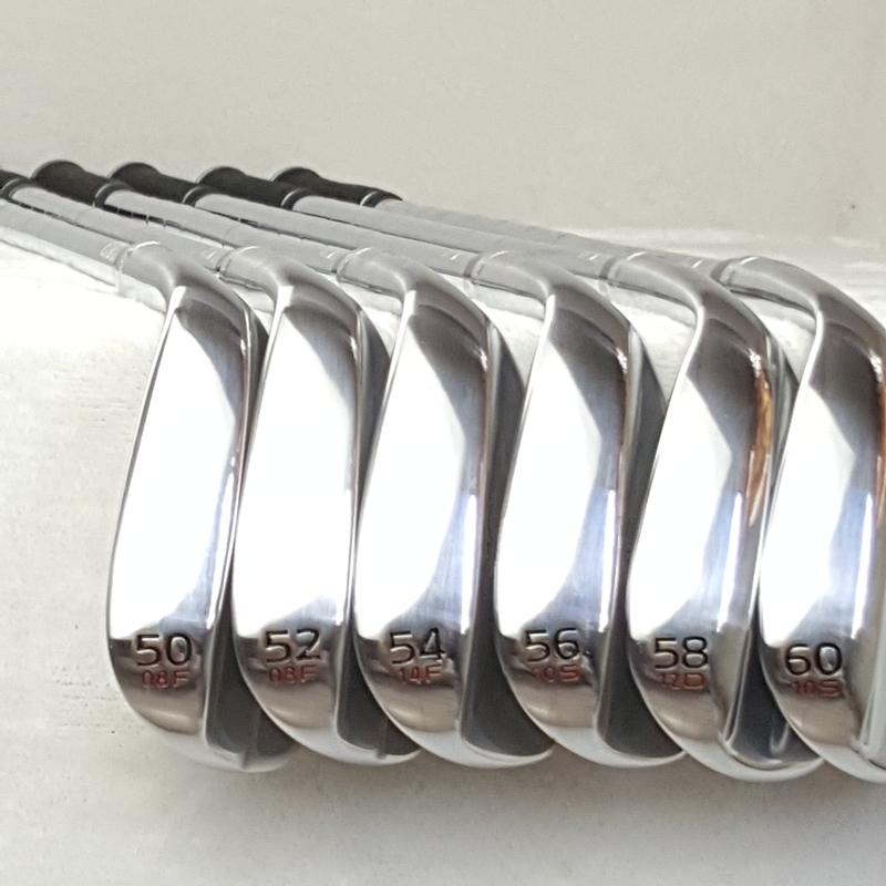 New golf Wedge  Silver s7 Golf Wedge  Golf Clubs 50/52/54/56/58/60 Degrees Steel Shaft With Head CoverNew golf Wedge  Silver s7 Golf Wedge  Golf Clubs 50/52/54/56/58/60 Degrees Steel Shaft With Head Cover