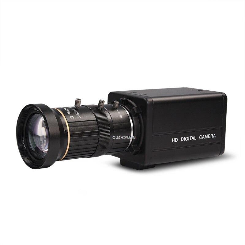 CCTV HD SDI 2 0MP 1080P Zoom Lens 5 50mm or 2 8 12mm HD SDI