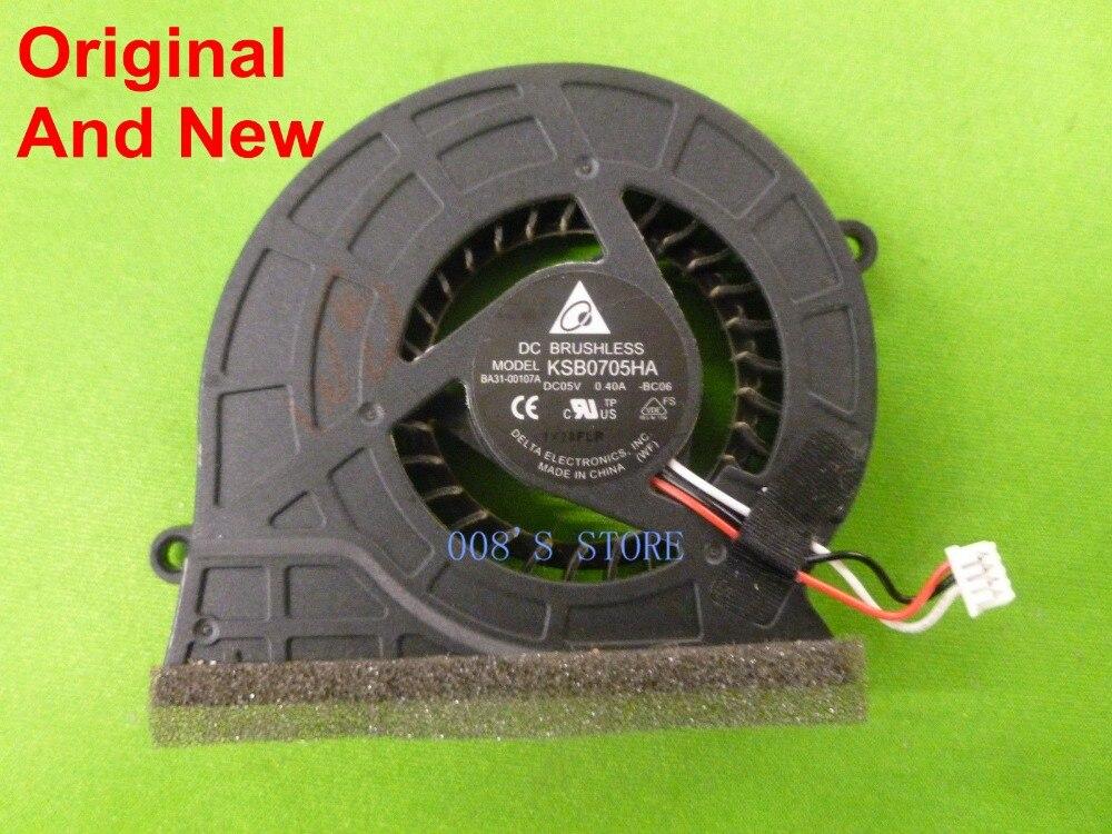 New CPU Cooler Fan For SAMSUNG NP300V4A NP300E4A NP200A4B NP300V5A NP305E5A Np300e5a KSB0705HA BC06/DFS531005MC0T BA31-00107A