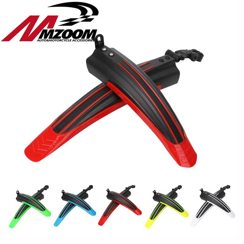 Hot sale Mountain bike mudguards set mud guards Bicycle wings mudguard for Front / rear mudguards
