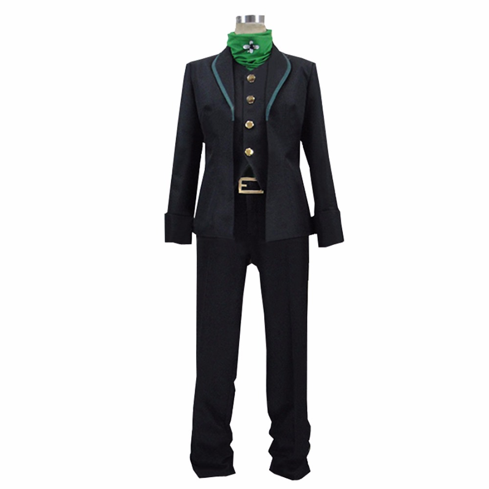 2017 Customized Beacon Academy Staff Professor Ozpin RWBY Cosplay Costume uniform costume
