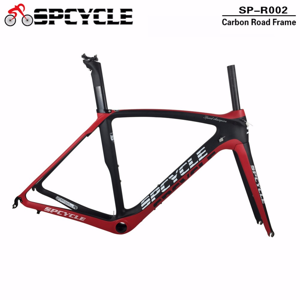 T1000 Carbon Road Frames,700C Full Carbon Bike Frames UD Carbon Fiber Bicycle Framesets 50/53/55/57cm In Size 2 Years Warranty beam to column joints in rc frames