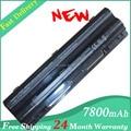 7800 mAh bateria para Dell XPS 14 15 17 L401x L501x L502x L701x L702x 312 - 1123 312 - 1127 JWPHF J70W7 R795X WHXY3