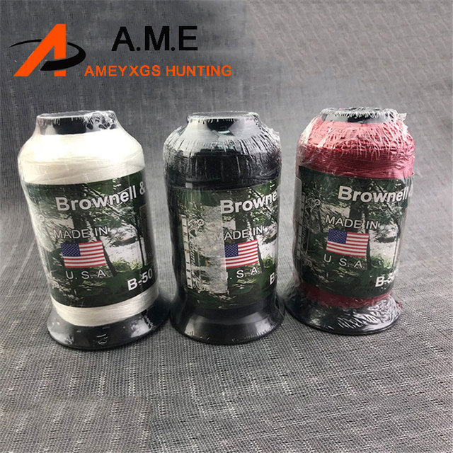 Standard 1 lb Roll Waxed  Twisted Cord String Thread Archery BowString Material Bow String Making Line 2 Colors-in Bow & Arrow from Sports & Entertainment on Aliexpress.com | Alibaba Group