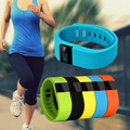 2016 Hot TW64 Fitness Tracker Bluetooth Smartband Sport Bracelet Smart Band Wristband Pedometer For iPhone IOS Android PK Fitbit