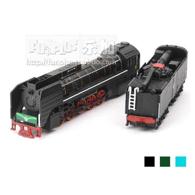 High Simulation Exquisite Model Toys: European Retro Steam Train Locomotive Model 1:87 Alloy Trains Model Excellent Gifts