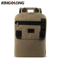 KINGSLONG Men Women Backpack For 15 6inches Laptop Backpack Large Capacity Casual Bag Waterproof Backpack Men