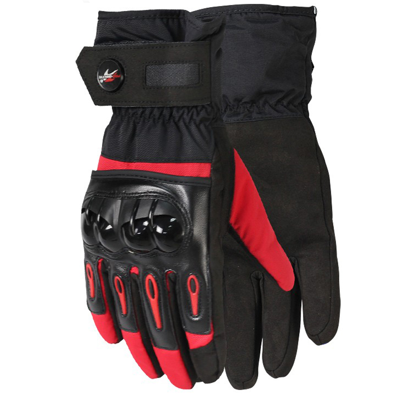 Motorcycle <font><b>Gloves</b></font> Man Touch Screen Winter Warm Waterproof Windproof Protective <font><b>Gloves</b></font> Guantes Moto Ski Cycling Luvas Gants Moto