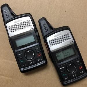 Image 2 - Hytera PD365 walkie talkie 400 440mhz 430 470mhz digital DMR 2000mAh battery long standby walkie talkie for hunting 10 km