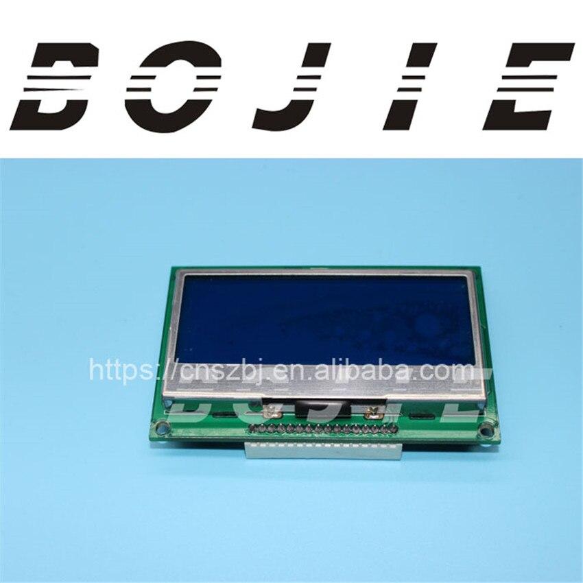 New version LCD screen for epson head Sky color printer sky color sc 4180 printer damper