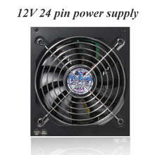 High Quality ATX PC 24 Pin Miner Power Supply with Cable for GPU Card Bitmain Antminer Mining Miner Power Supply Machine 1300W