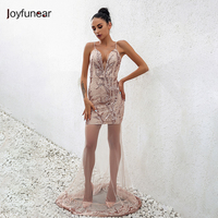 Hot New Fashion Sexy Women See Through Bottom Sequin Dress Bodycon Bandage Long Maxi Mesh