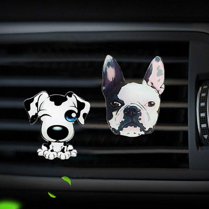 Ambientador con forma de perritos 3