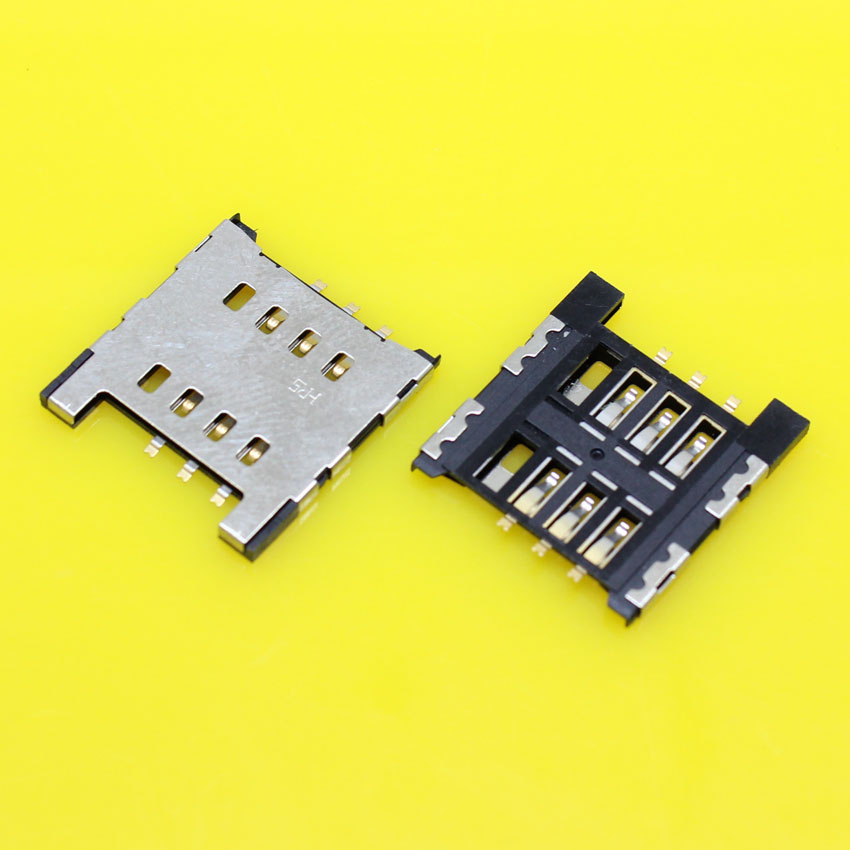 cltgxdd KA-279 SIM Card reader holder slot Socket Connector for LG P990 P999 P993 P970
