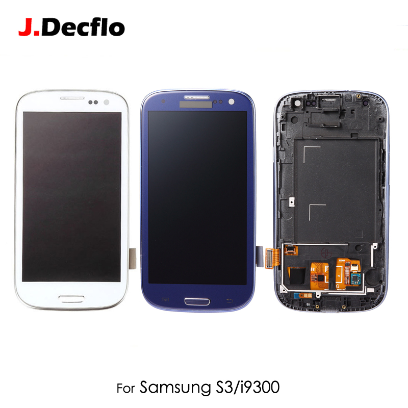 LCD Display For Samsung Galaxy S3 S III I9300 I9300i I9301 I9301i I9305 GT-I9300 Adjust Brightness Touch Screen with FrameLCD Display For Samsung Galaxy S3 S III I9300 I9300i I9301 I9301i I9305 GT-I9300 Adjust Brightness Touch Screen with Frame