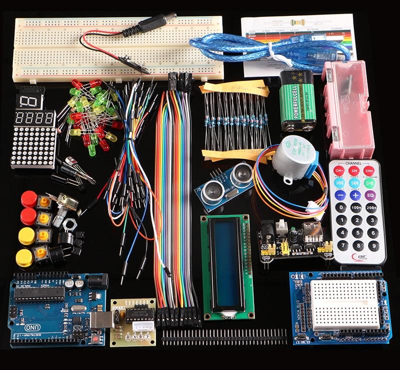 Project super starter kit for arduino uno r mega