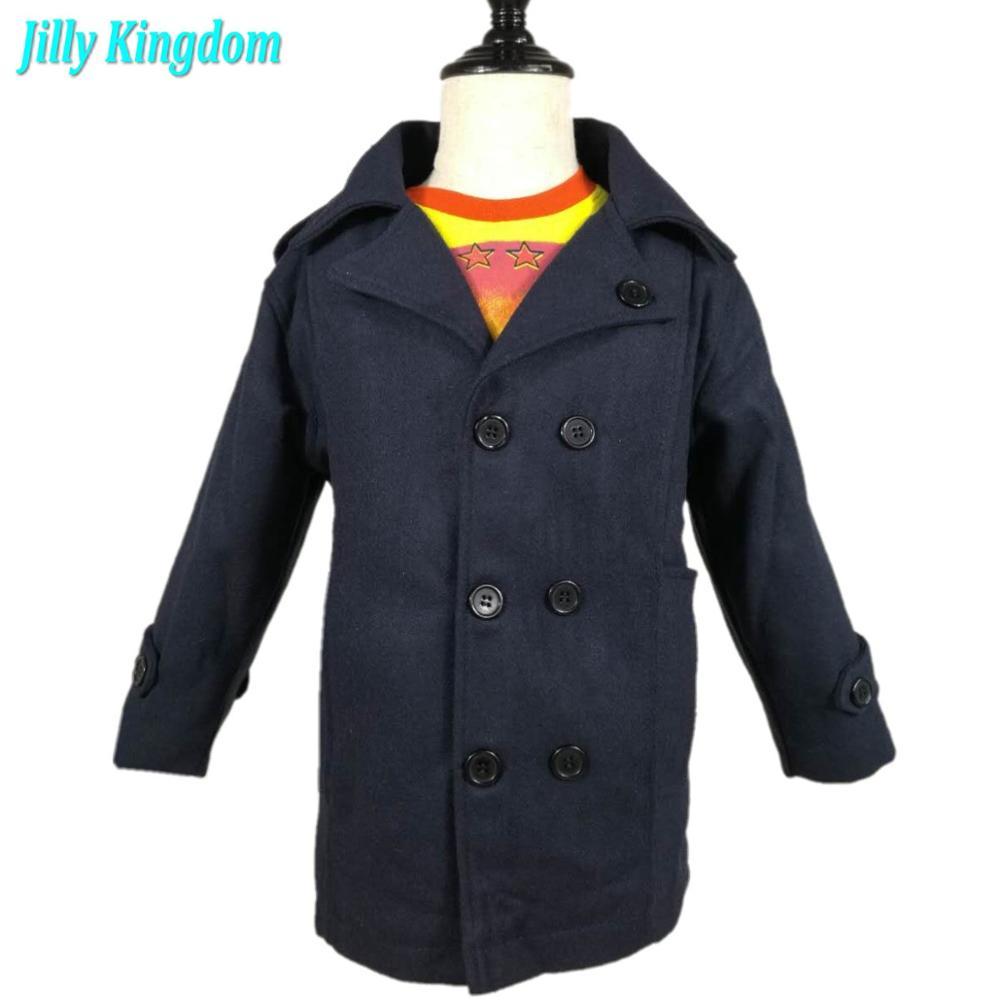 חדש 2019 ילדים outerwear ילדים ילד ילד מעיל - בגדי ילדים