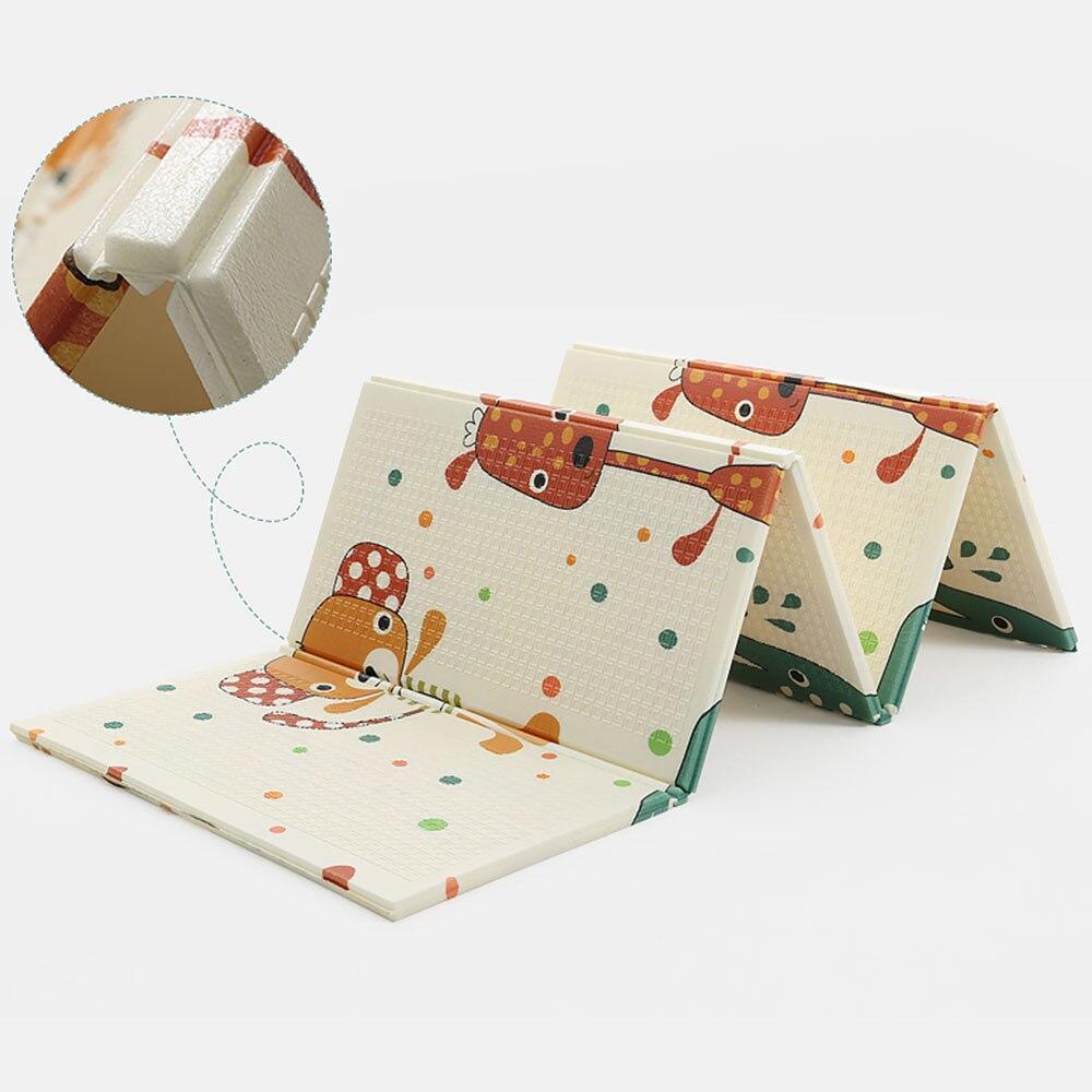 MrY tapis pour enfants bébé jouer pliant tapis XPE ramper Pad épaississement infantile maison salon Pad mignon enfants Protection
