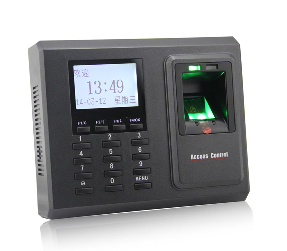 ZK F2 TCP/IP Fingerprint Access Control and Time Attendance with 125Khz EM ID Card Support Spanish Language high speed zk fingerprint time attendance terminal iclock360 125khz em id card punch card and fingerprint time clock system