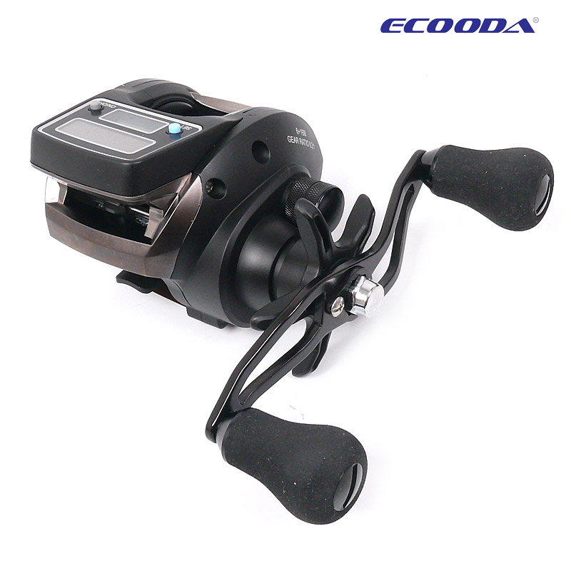Line Counter Reel Ofb500 Electronic Digital Display 7 Ball