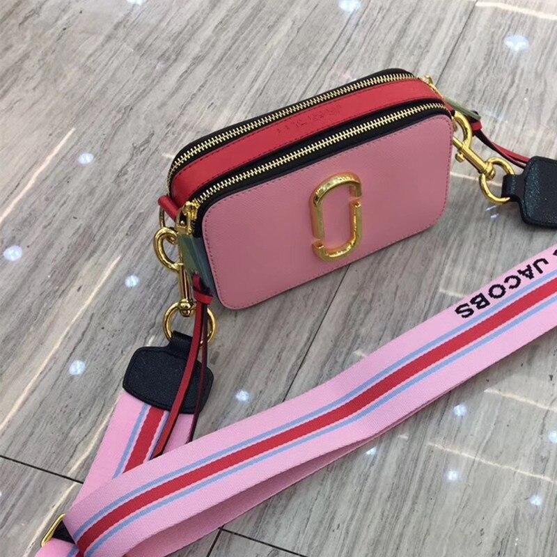 2019 nouveau sac photo femmes mode sac femme designer marque sac à main rétro col rond épaule diagonale sac selle designer sac