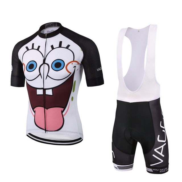 Vagge novelty sublimation reflective cycling wear/high visibility cheap bicycle clothing/uv protection racing bike clothing
