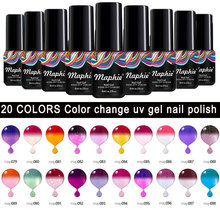 Maphie Thermal UV Nail Gel Polish 3D Chameleon Temperature L