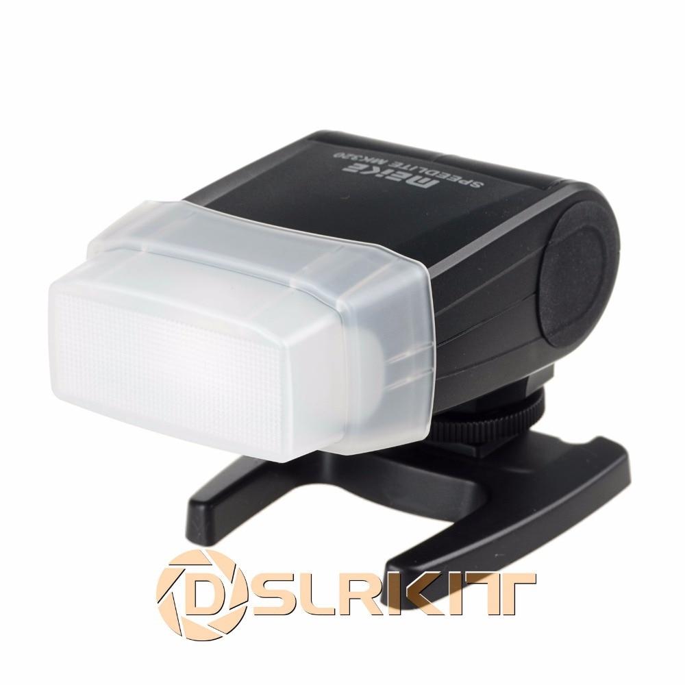MeiKe MK320 MK-320 TTL Mini Flash Speedlite For Canon 750D 700D 60D 5D III 7D II ceratec effeqt mini w mk iii silver