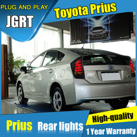 2PCS Car Styling for Toyota Prius Taillights 2009 2016 for Prius LED Tail Lamp+Turn Signal+Brake+Reverse LED light