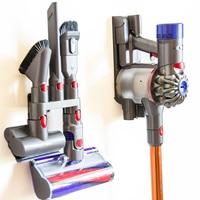 Suporte de escova ferramenta suporte de armazenamento base titular para dyson v7 v8 v10 v11 aspirador peças bico base titular docas estação ferramentas